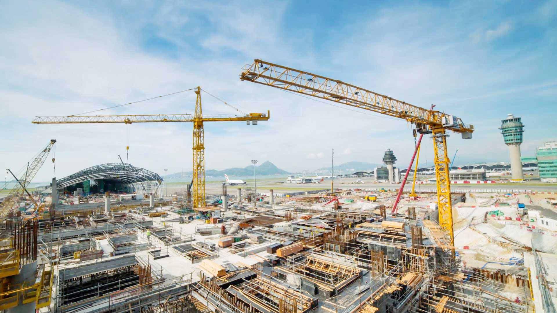 Construction IIoT solutions, Workforce Management, Asset Management, Productivity Management
