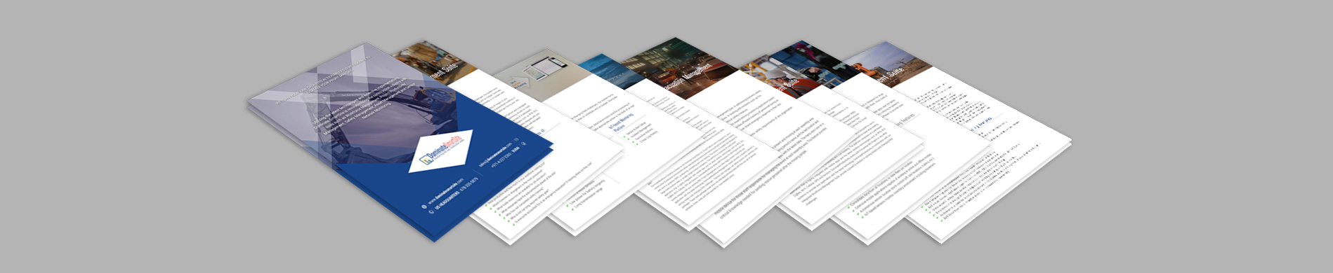 DominateSmartSite Construction Management Solutions Brochures