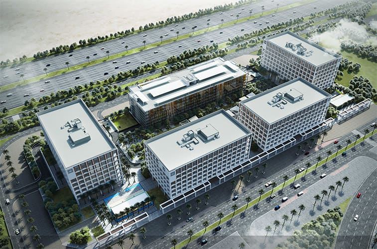 Dubai Hills Business Park Smart Workforce and Productivity Management Implementation
