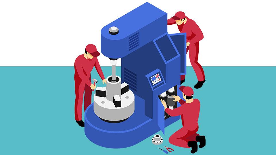 Smart Maintenance (CMMS)