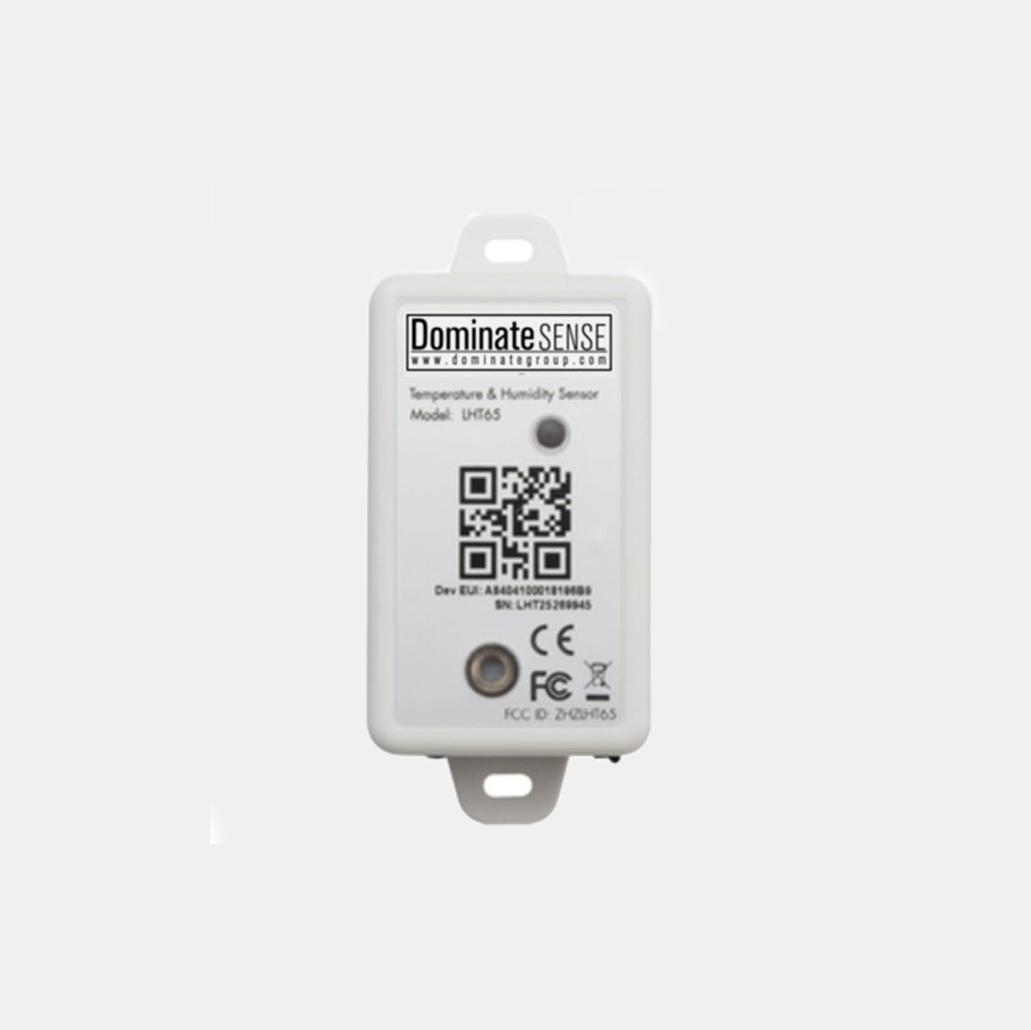 LoRa Temperature & Humidity Sensor