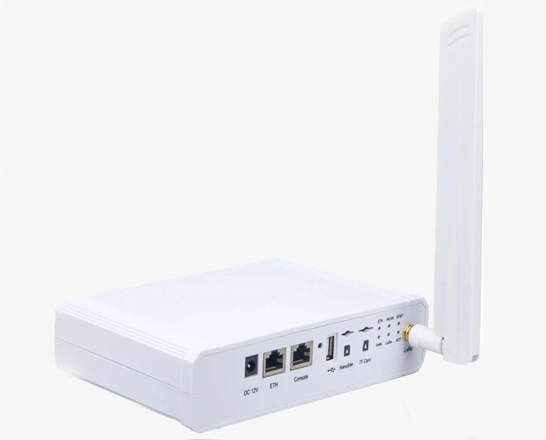Indoor LoRa IoT Gateway